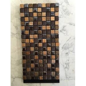 Mozaic Lacca Brown Ardesia